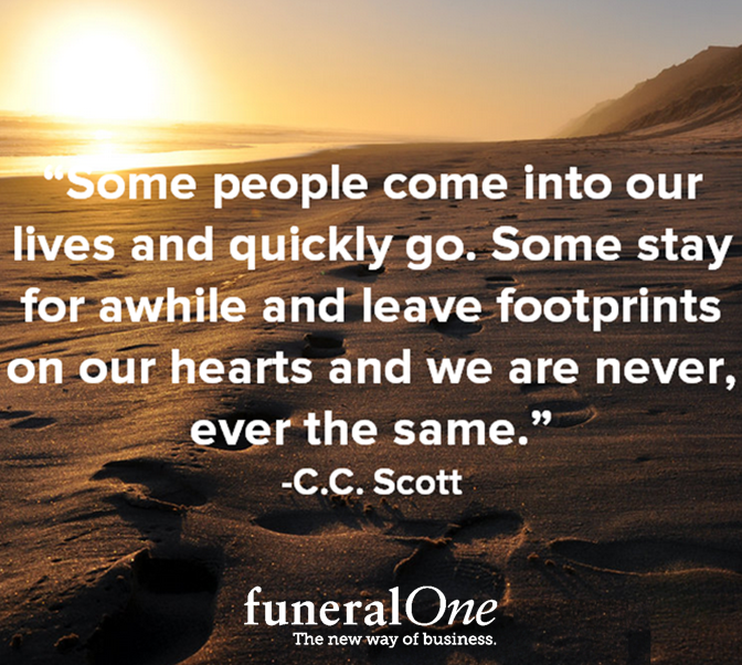 Quotes For Funerals Pleasing Funeralone Blog » Blog Archive 5 Inspirational Grief Quotes To