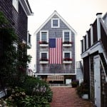 life-of-pix-free-stock-photos-House-beach-USA-flag-flowers-courtyard-Bench